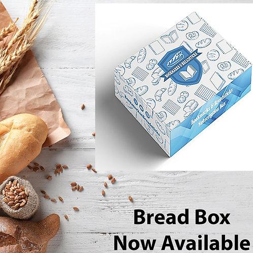 Fall Bread Box