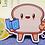 Thumbnail: Toasty & Lemon Sticker