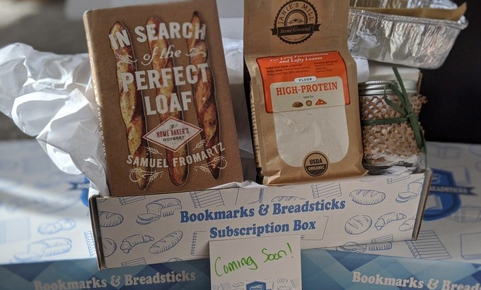 The Subscription Box Program is Live!!