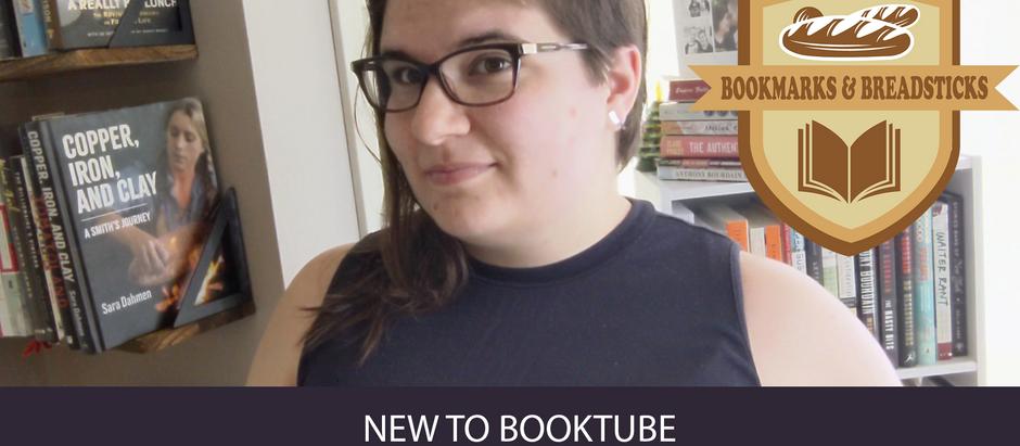 Bookmarks & Breadsticks on YouTube!