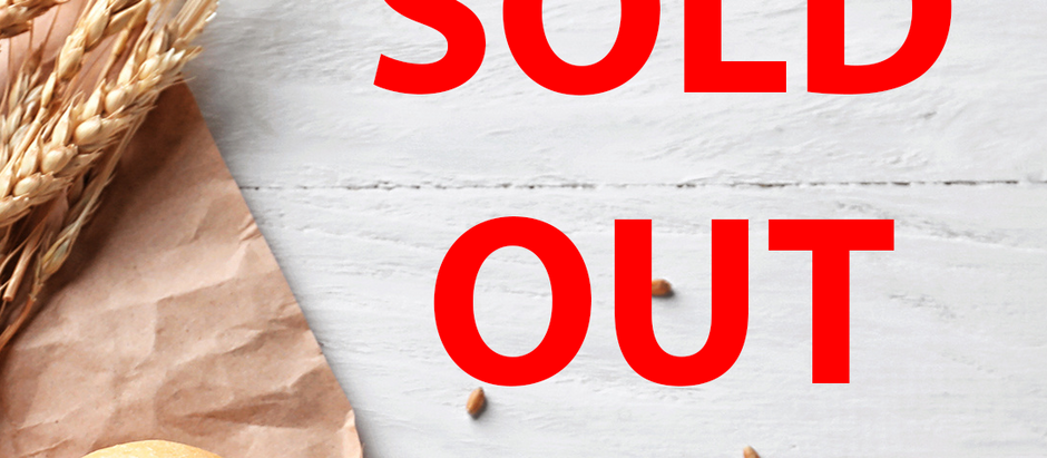 The Bread Box Has Sold Out!