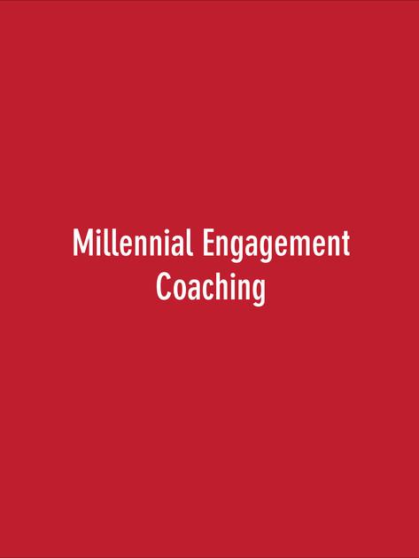 Millennial Based Coaching