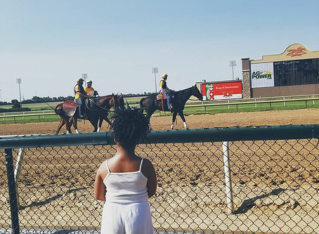 Keep Your Grind: I'd Rather Stare at Horses