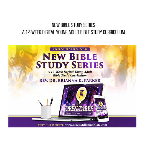 Quarterly Bible Study Curriculum for Young Adults