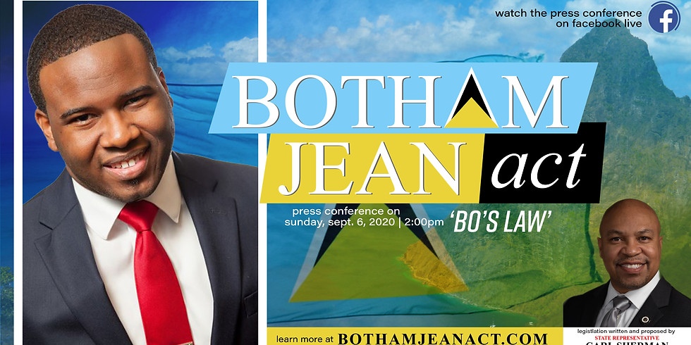 Botham Jean Act Press Conference