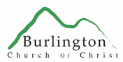 Burlington Church of Christ - Logo