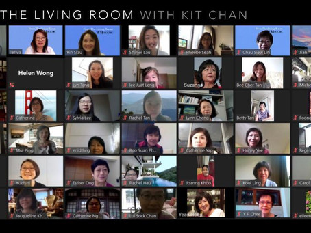 From the Living Room with Kit Chan
