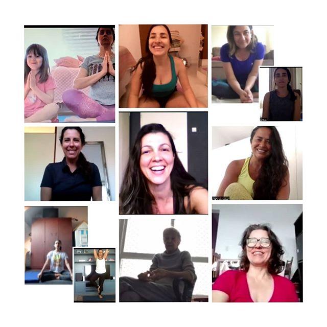 Uma experiência nova, hatha yoga e prana