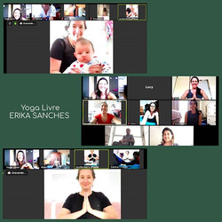 Yoga Livre on-line
