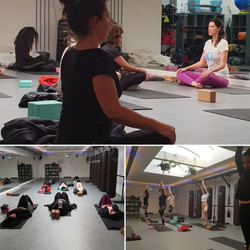 Hatha Yoga em Amsterdam
