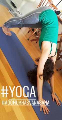 Personal Yoga com Teka Moran