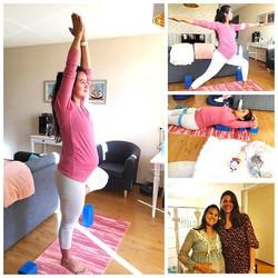Pregnancy Yoga com Anelise