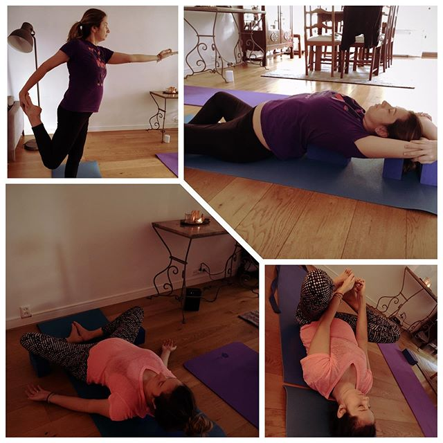 Pregnancy Yoga com Carla Bergner