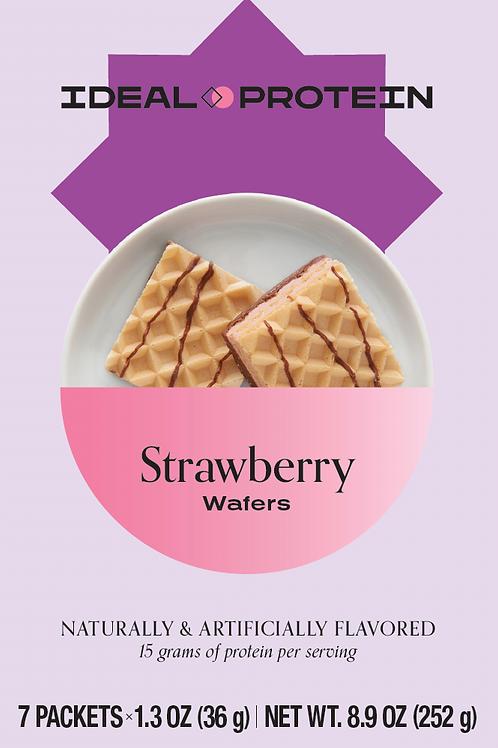 STRAWBERRY WAFERS BOX/7