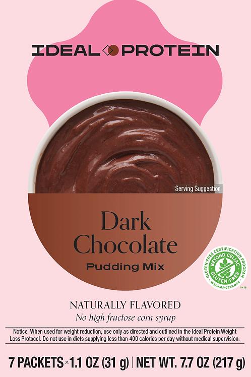 DARK CHOCOLATE PUDDING BOX/7