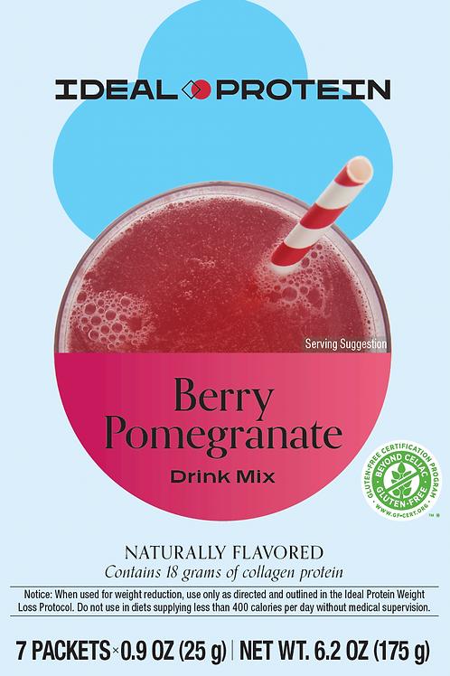BERRY POMEGRANATE DRINK MIX BOX/7