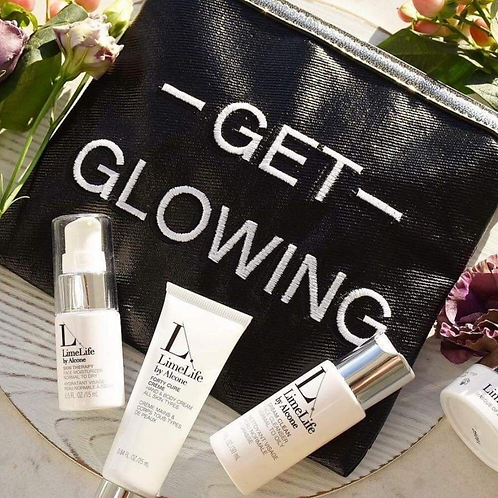 LL FACE - GET GLOWING SKIN TRAVEL COLLECTION