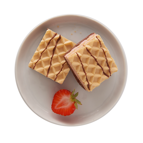 STRAWBERRY WAFERS SINGLE 1EA