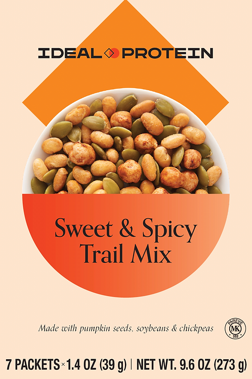 SWEET AND SPICY TRAIL MIX BOX/7