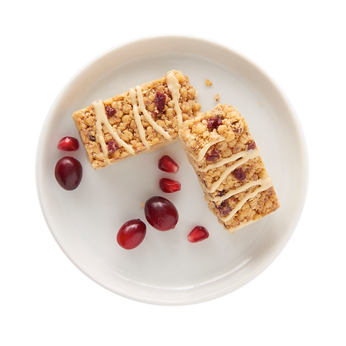 CRANBERRY POMEGRANATE BAR SINGLE 1EA