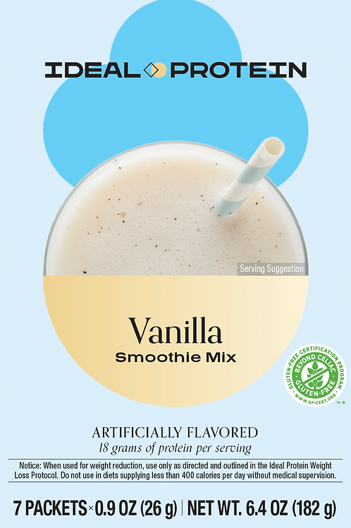 VANILLA DRINK MIX BOX/7