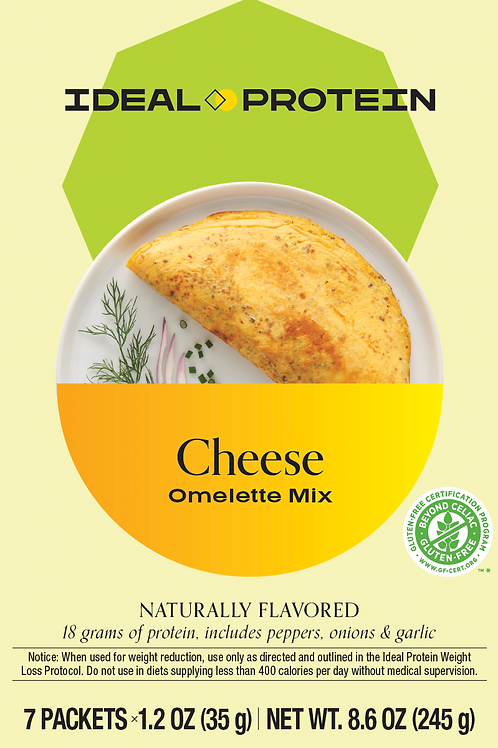 HERB & CHEESE OMELETTE BOX/7