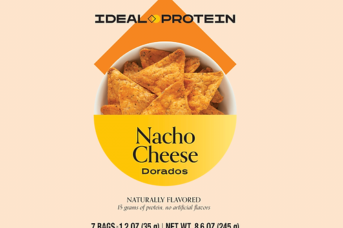 NACHO CHEESE DORADOS BOX/7