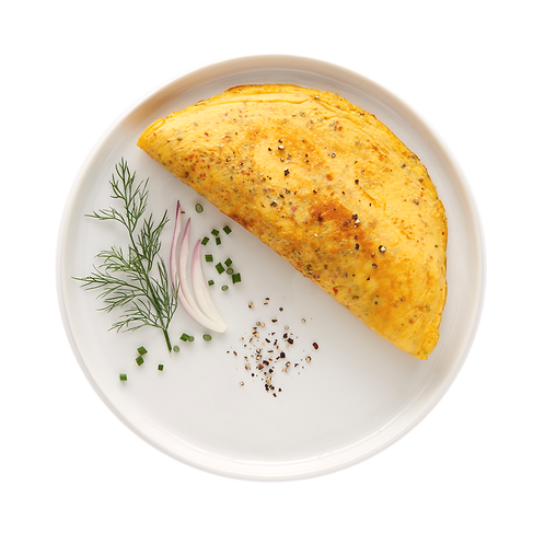 HERB & CHEESE OMELETTE SINGLE 1EA