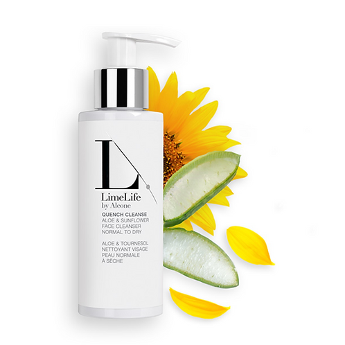 LL FACE - QUENCH CLEANSE 4OZ FACE CLEANSER