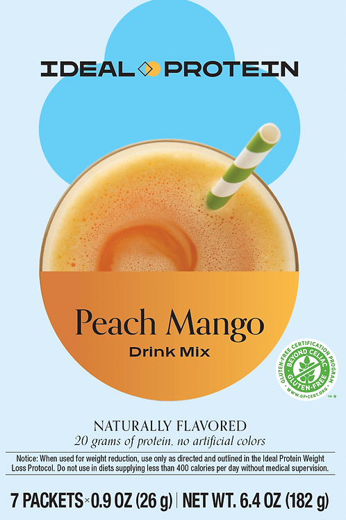 PEACH MANGO DRINK MIX BOX/7