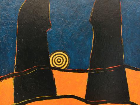 MIND IN ART : Exploring the Possible Origins of Creativity / An Open Studio Talk