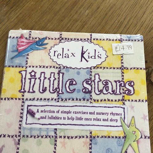 Little Stars Relax Kids CD