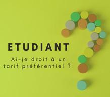 Vous êtes étudiant? Vous avez droit à un webinaire de votre choix à 5 euros. Tout est expliqué dans le formulaire d'inscription