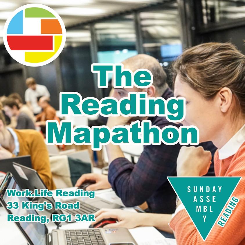 The Reading Mapathon - April