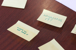 You Post-it, we read it out