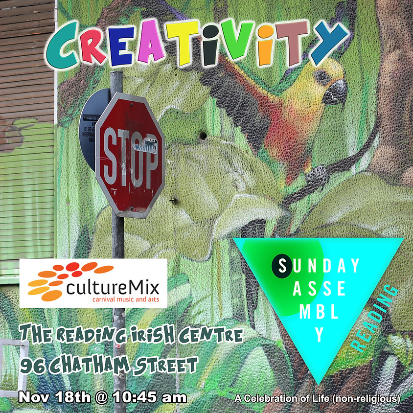 Sunday Assembly Reading - Creativity