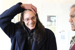 Keep your hair on Wayne!