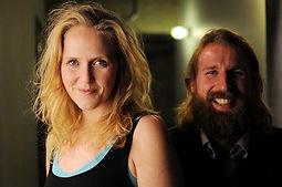Pippa Evan & Sanderson Jones