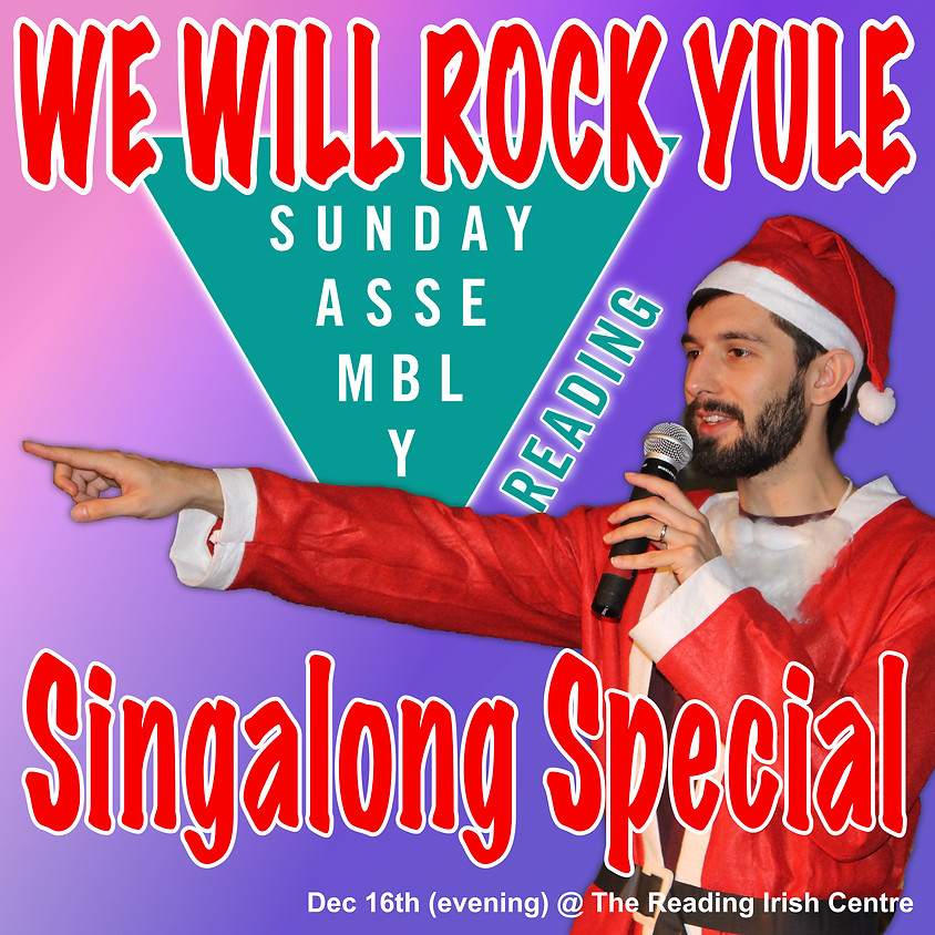 Sunday Assembly Reading - Will We Rock Yule