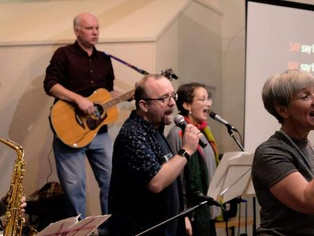 Sunday Assembly: Keegan's story