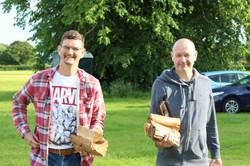 Keep those logs coming lads
