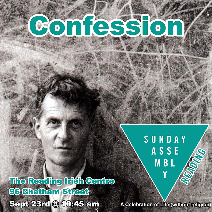Sunday Assembly Reading - Confession