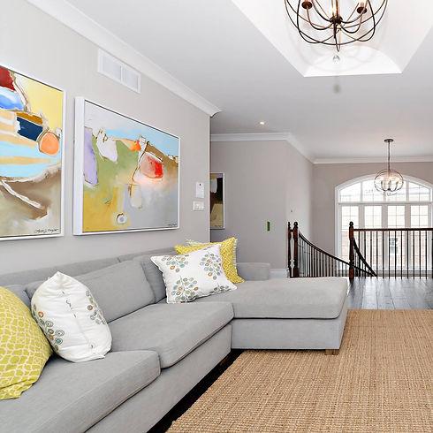 Loft, Living Room of home