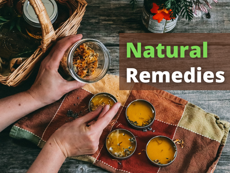 Natural Remedies to Calm Anxiety