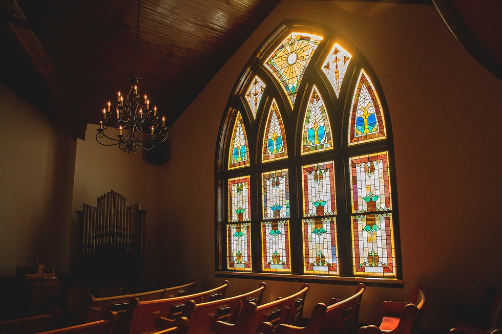 stained-glass-window-in-historic-church-