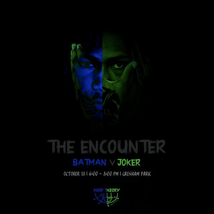THE ENCOUTER - Batman v Joker