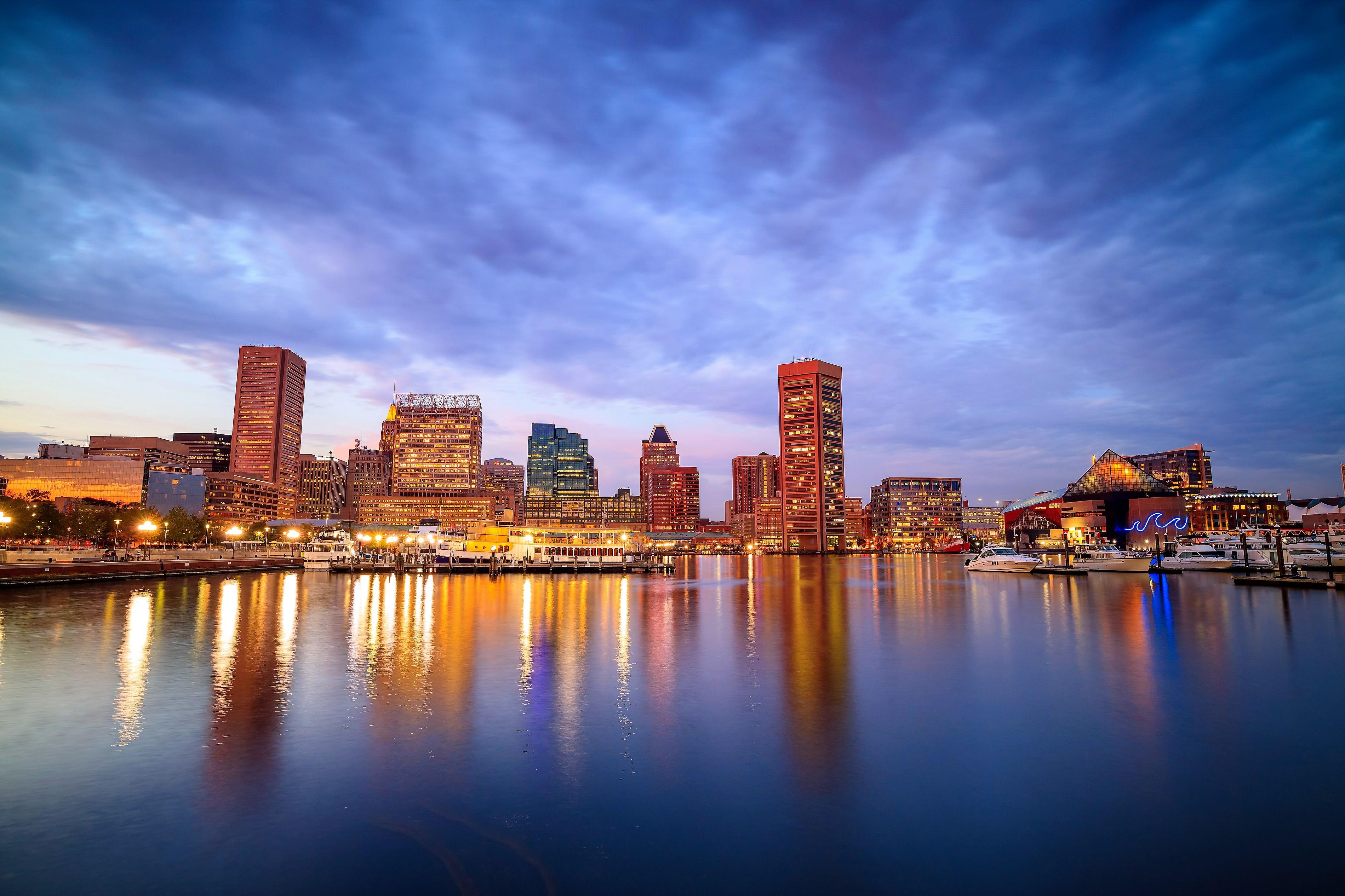 NCR TAX Booking (Baltimore)