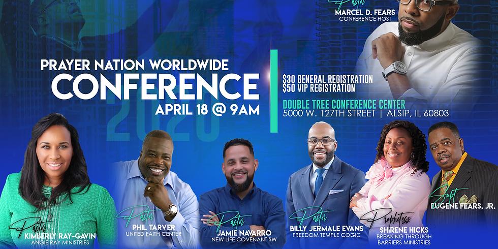 Prayer Nation Worldwide Conference