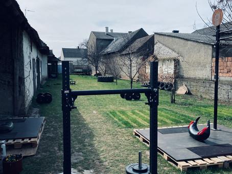 Die Sportstätte - Outdoor Area