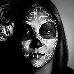 Vivian Dia de los Muertos